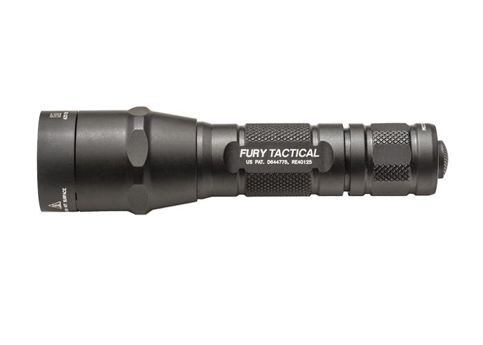 Surefire Surefire P2X Fury Tactical Single-Output LED Flashlight