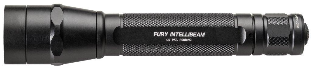 Surefire Surefire P3X Fury with IntelliBeam Technology Auto-Adjusting Variable Output LED Flashlight