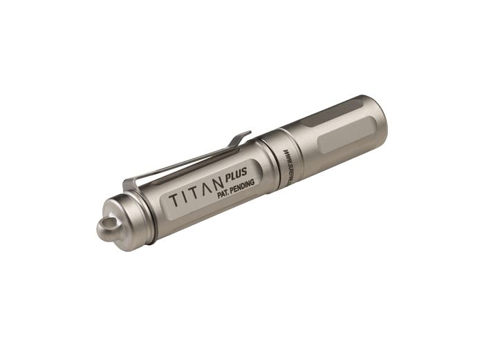 Surefire Surefire Titan Plus Ultra-Compact Variable-Output LED Keychain Light
