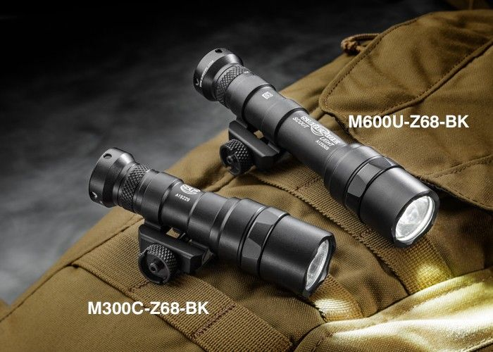 Surefire Surefire M300 Mini LED Scout Light with Tailcap Switch Only