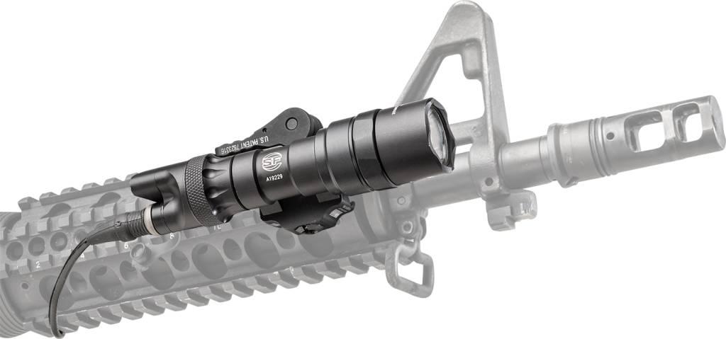 Surefire Surefire M322 3-Volt Scout Light with DS07 Switch Assembly & ADM Weapon Mount