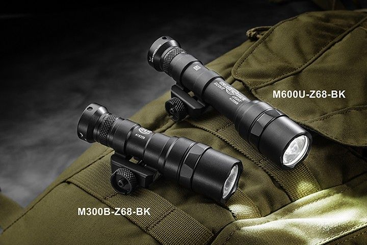 Surefire Surefire M600 Ultra LED Scout Light with Tailcap Switch Only