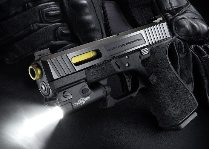 Surefire Surefire XC1 Ultra-Compact LED Handgun WeaponLight