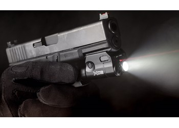 Surefire Surefire XC2 Ultra-Compact LED Handgun Light With Laser