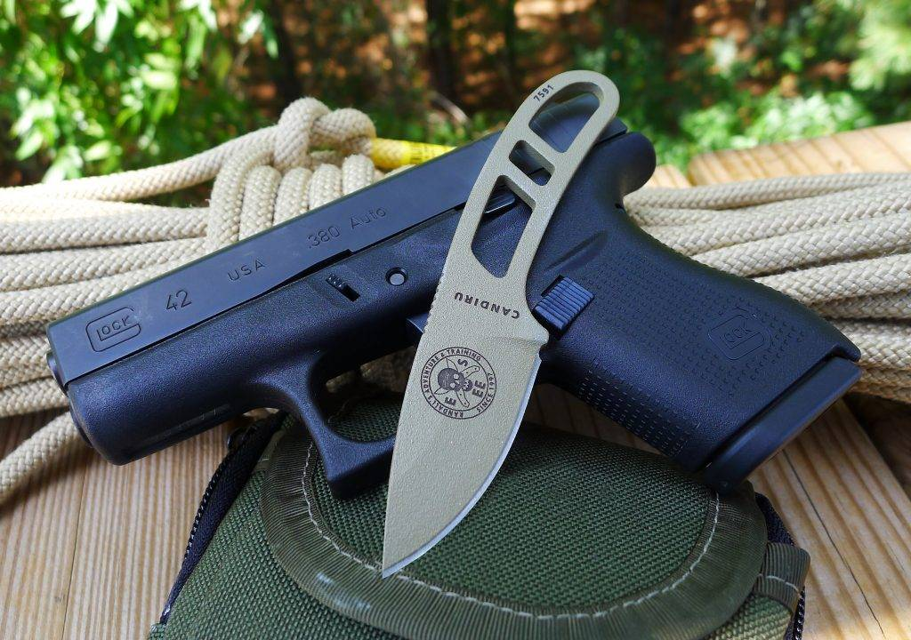 ESEE Knives ESEE Knives Candiru w/ Kit
