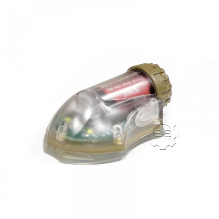 S&S Precision S&S Precision Manta Helmet Mounted LED Strobe