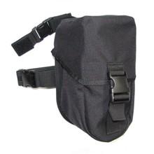 Calde Ridge Calde Ridge GAS01 - Leg Drop Pouch Gas Mask