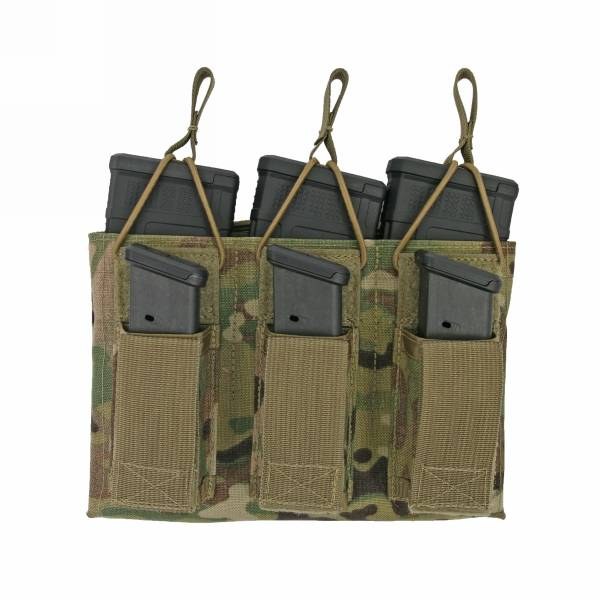 Tactical Tailor Tactical Tailor 5.56 Triple Mag Panel 30rd w/ Magna Mag