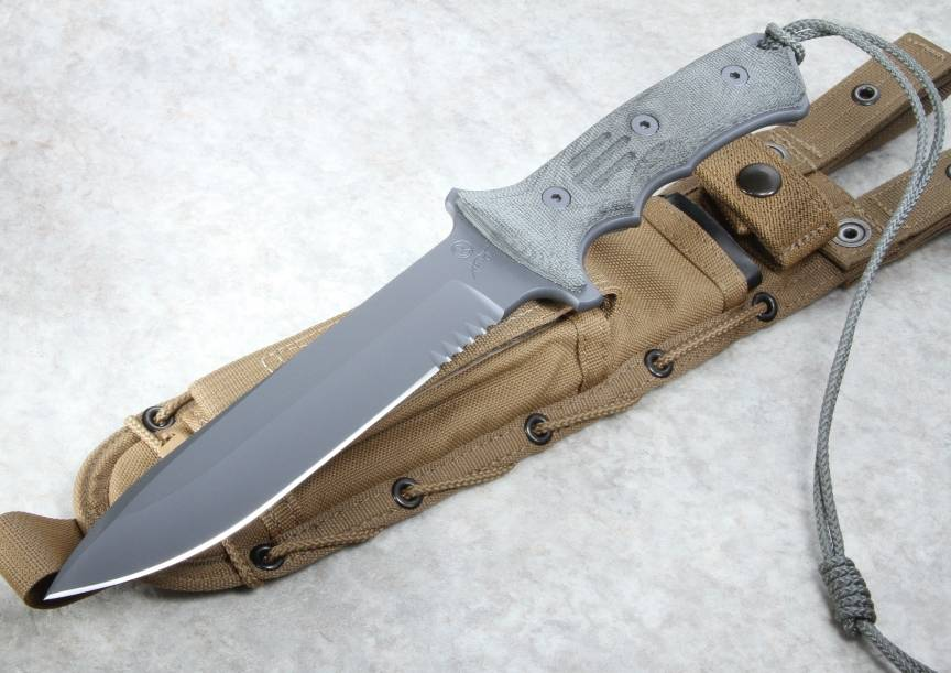 Chris Reeve Knives Chris Reeve Knives Green Beret 7""