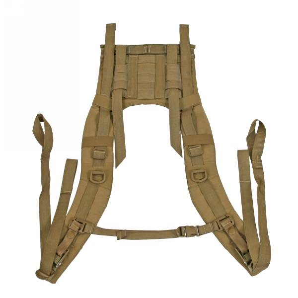 Tactical Tailor Tactical Tailor Low Profile Adjustable Super Straps (Pair)