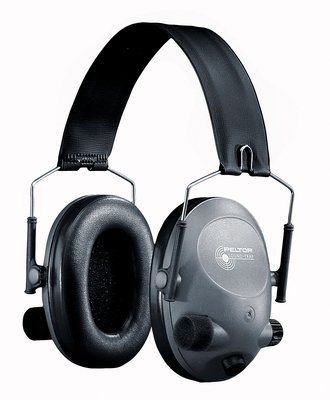 Peltor Peltor 3M Soundtrap Tactical 6-S Headset, headband model, MT15H67FB-01