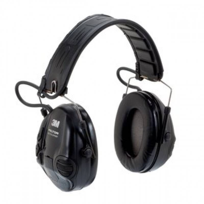 Peltor Peltor 3M Tactical Sport Electronic Headset, MT16H210F-479-SV