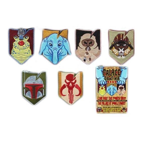 ITS Tactical ITS Tactical May the Fourth Palace Patch Collection