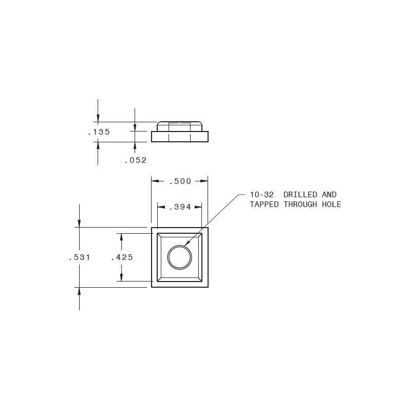 B&T Industries Accu-Shot AFAR Kit - Accuracy International, Freeland, Anschutz Rail Kit