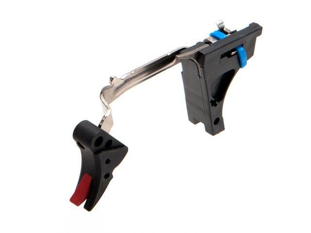 Zev Tech ZEV Tech Fulcrum Trigger Drop-In-Kit Gen1-3 9mm