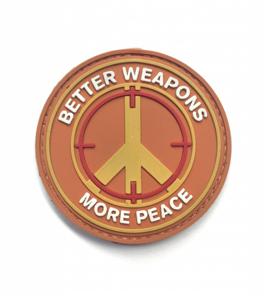 DS Tactical Better Weapons PVC Patch
