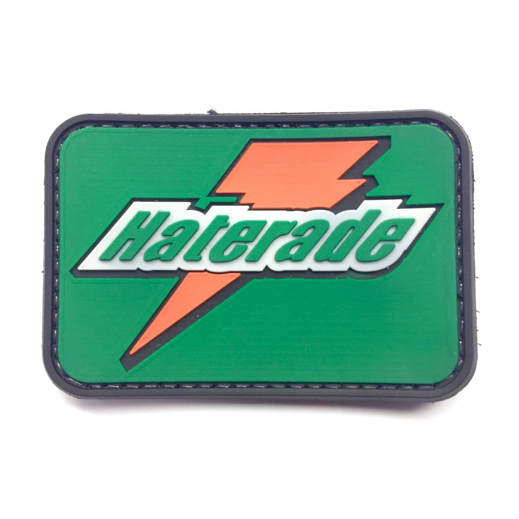 DS Tactical Haterade PVC Patch