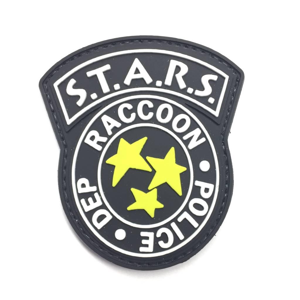 Custom S.T.A.R.S. PVC Patch