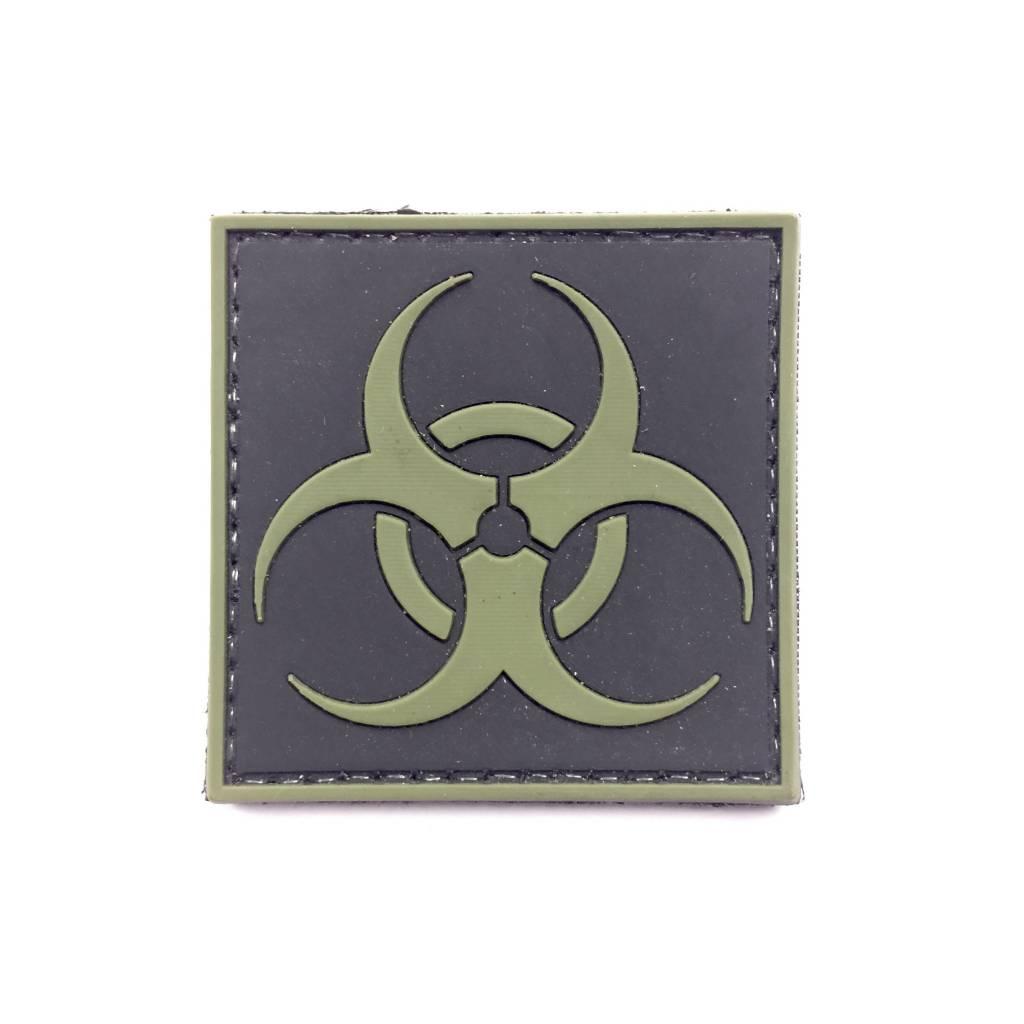 Custom Biohazard PVC Patch