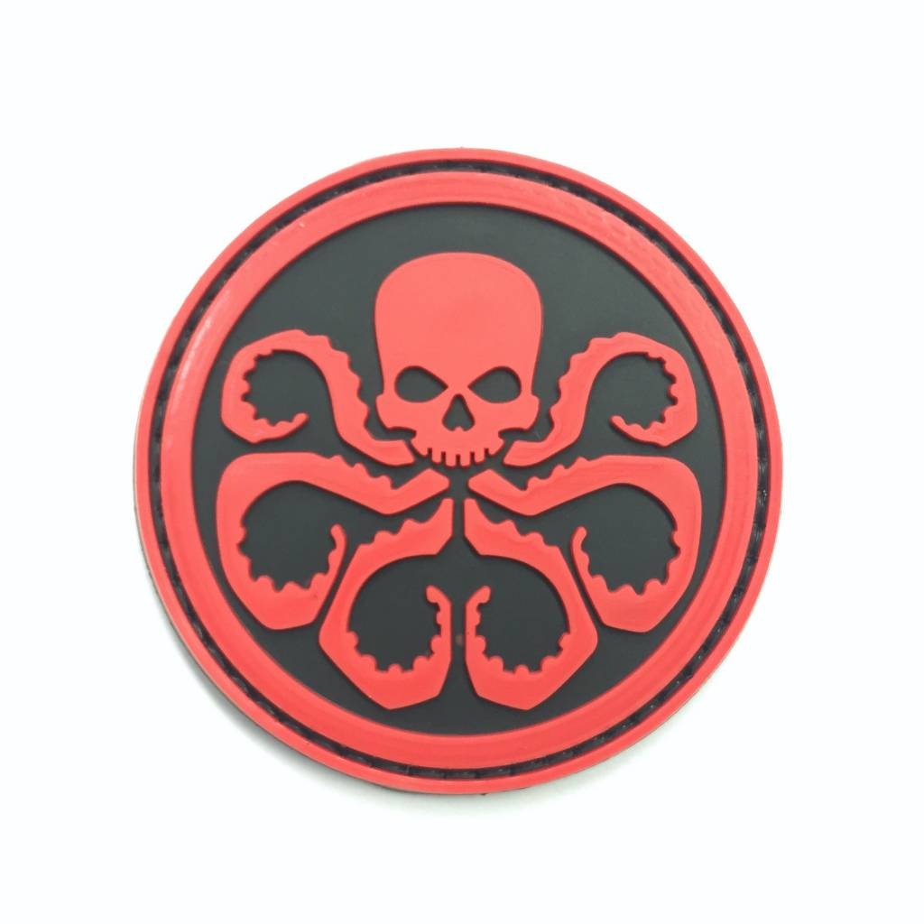 Custom Hail Hydra PVC Patch
