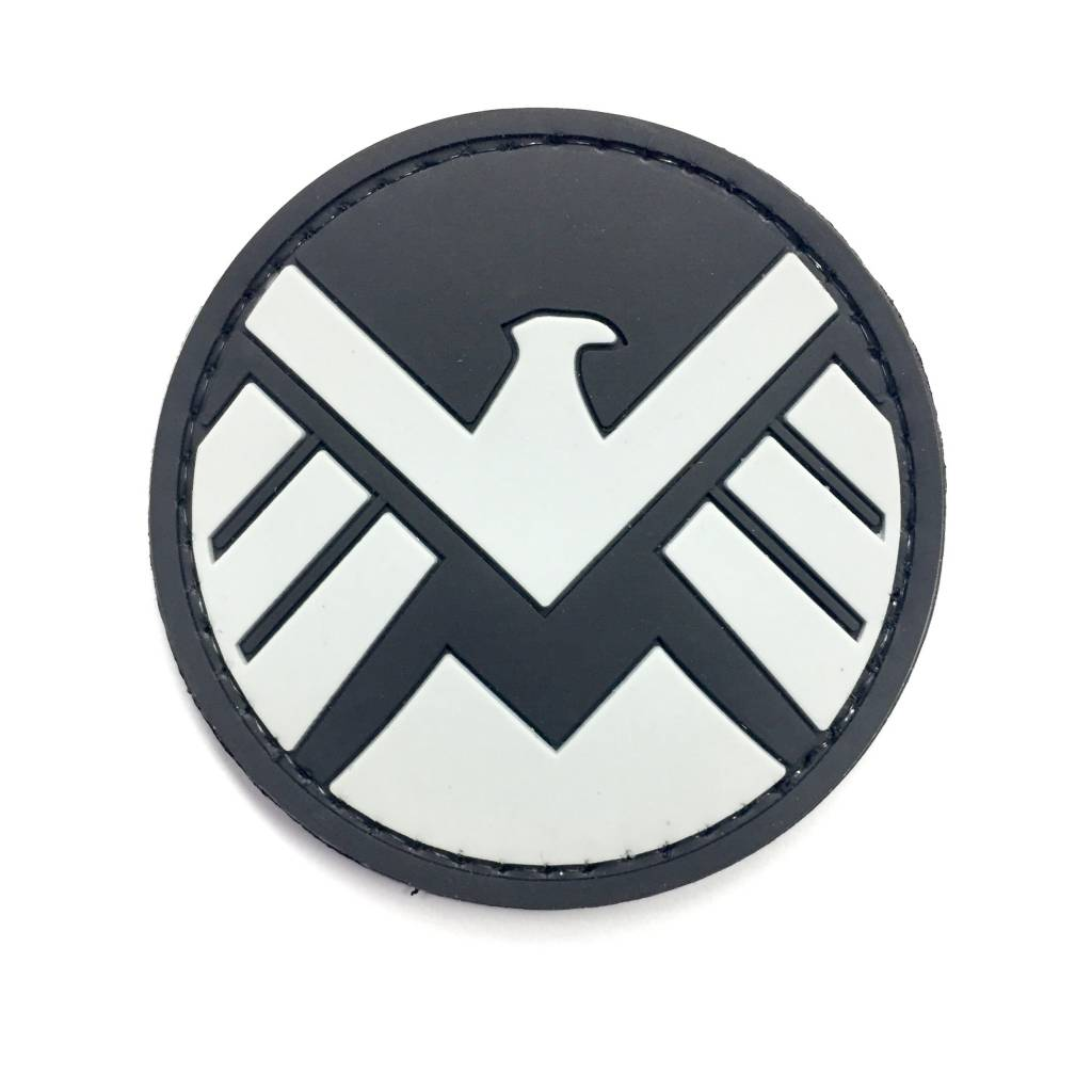 DS Tactical Agents of S.H.I.E.L.D. PVC Patch
