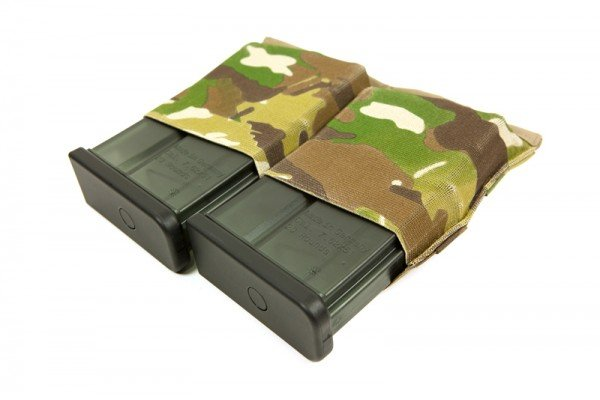 Blue Force Gear Blue Force Gear Ten-Speed Double HK417 Mag Pouch Multicam