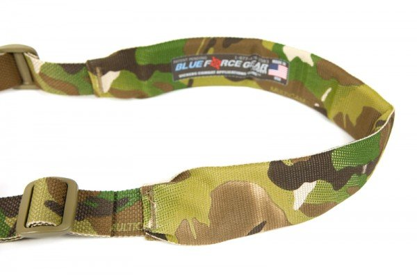 Blue Force Gear Blue Force Gear Padded Vickers Combat Applications Sling, Nylon Adjuster And Hardware,