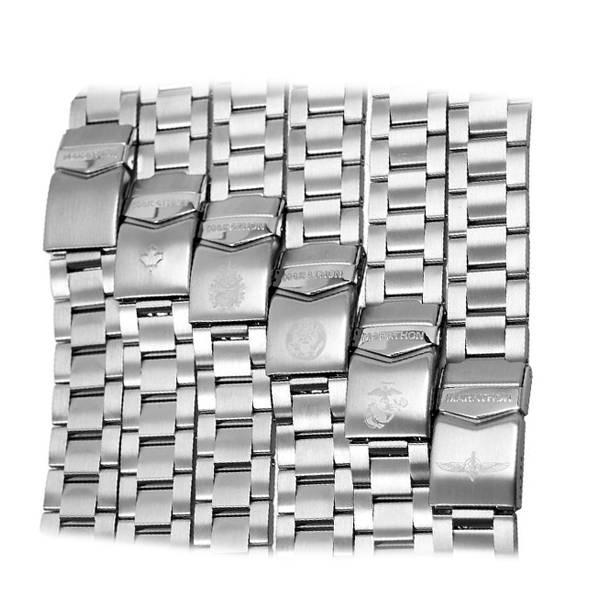 Marathon Watches Marathon Watches Stainless Steel Watch Band