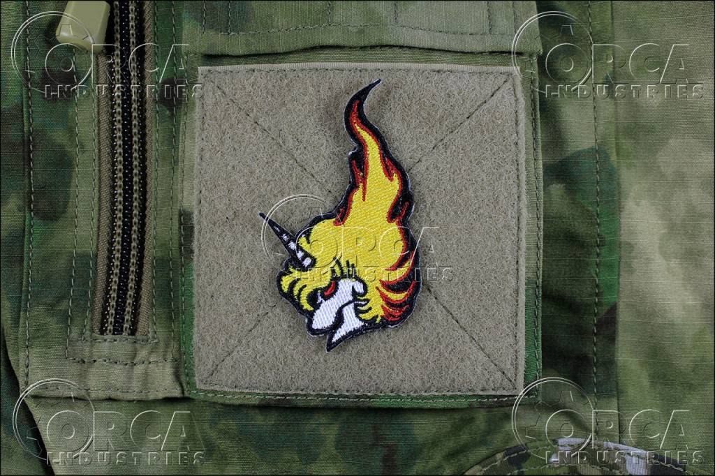 Orca Industries ORCA Area 88 - Unicorn Unit Patch - Full Color