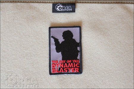 Orca Industries ORCA Art of the Dynamic Blaster Patch