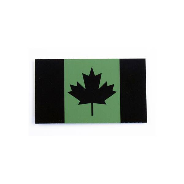 Cejay Engineering Canadian IR Flag, Large, OD Green