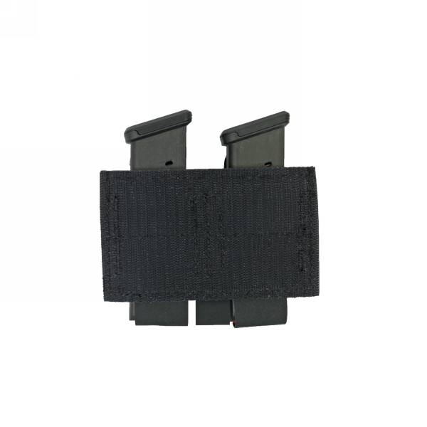 Tactical Tailor Tactical Tailor Low Vis Double Stack Double Mag Pistol Pouch