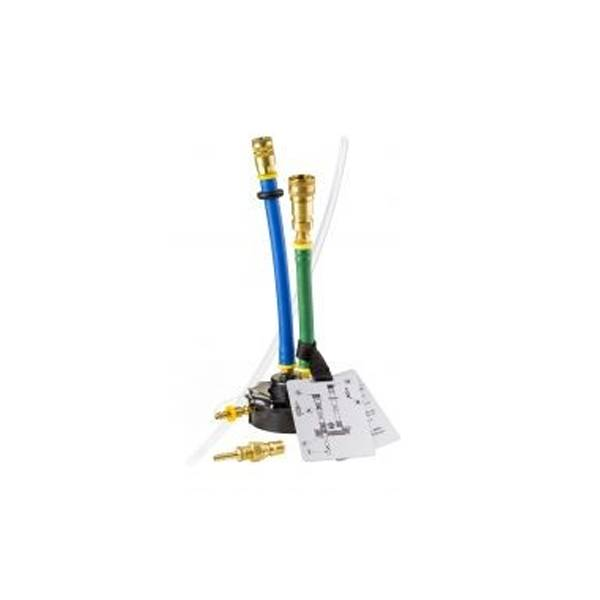 Scepter Scepter MFC Adapter, Multi-Function, Auto Air Vent w/ QD Nipple Assembly
