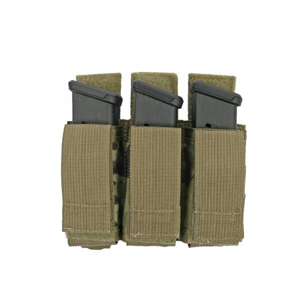 Tactical Tailor Tactical Tailor Magna Mag Triple Pistol Mag Pouch
