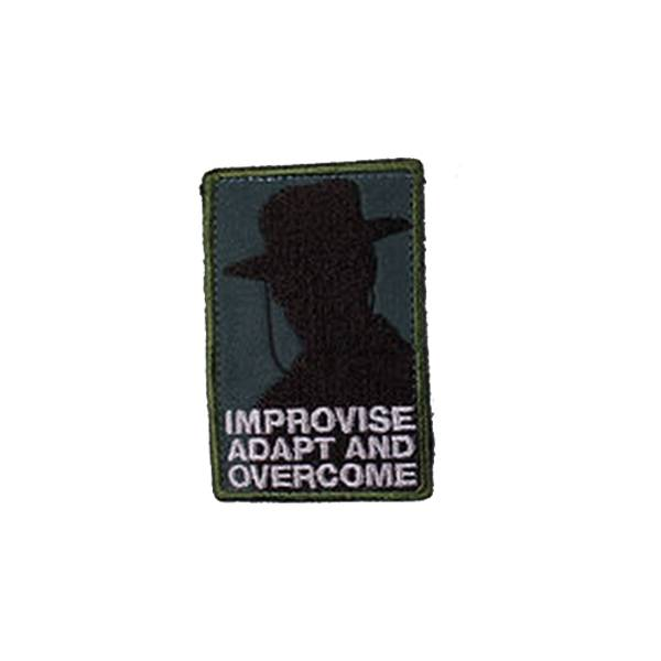 Orca Industries ORCA Heartbreak Ridge Patch - Olive Drab