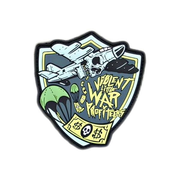 Violent Little Machine Shop Violent Little Machine Shop War Profiteers Morale Patch