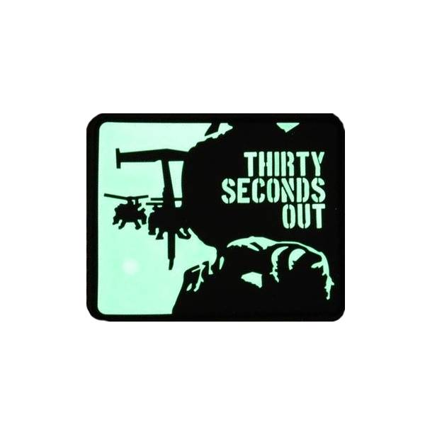 Violent Little Machine Shop Violent Little Machine Shop Thirty Seconds Out Morale Patch