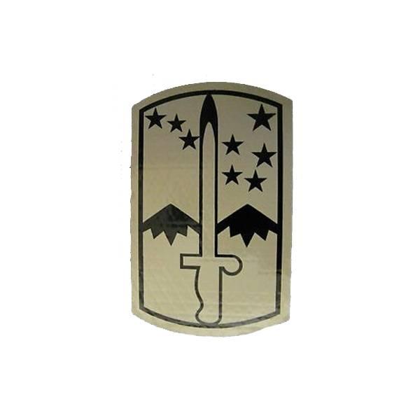 Stryker Brigade IR Patch, Tan
