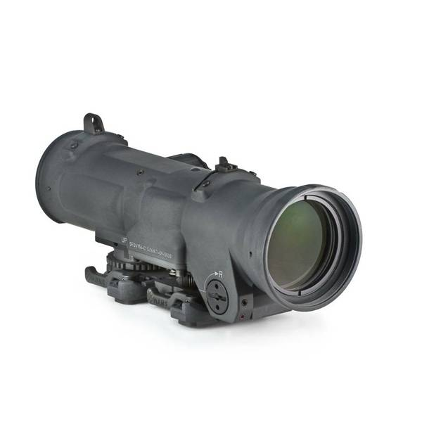 Elcan Elcan SpecterDR Dual Role 1.5x/6x Optical Sight 7.62 (CX5456 ballistic reticle) w/ integral A.R.M.S. Picatinny mount, Black