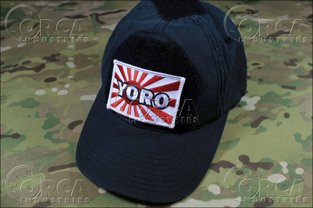 Orca Industries ORCA You Onry Rive Once - Kamikaze Patch - Full Color