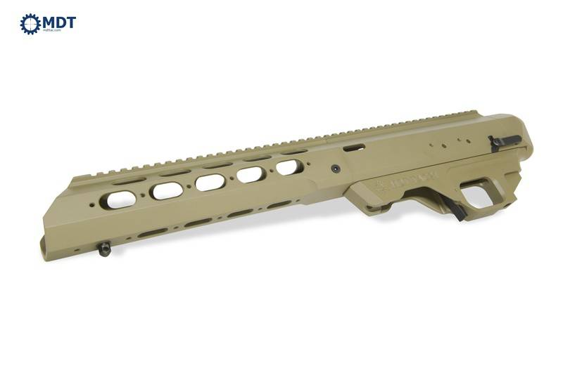MDT TAC21 Chassis System