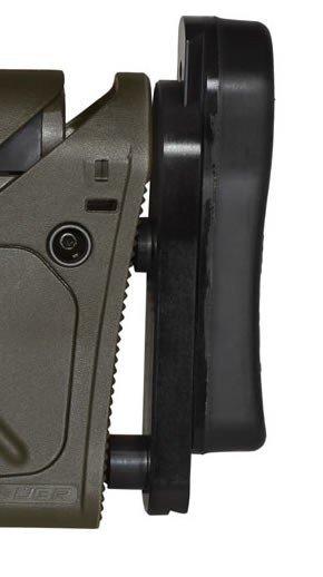 MDT Adjustable Recoil Pad Assembly for UBR