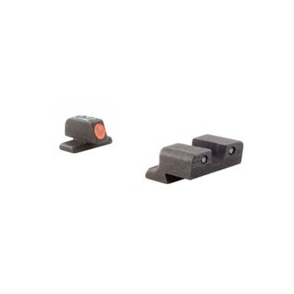 Trijicon HD Night Sight Springfield XD Set - Orange Front Outline