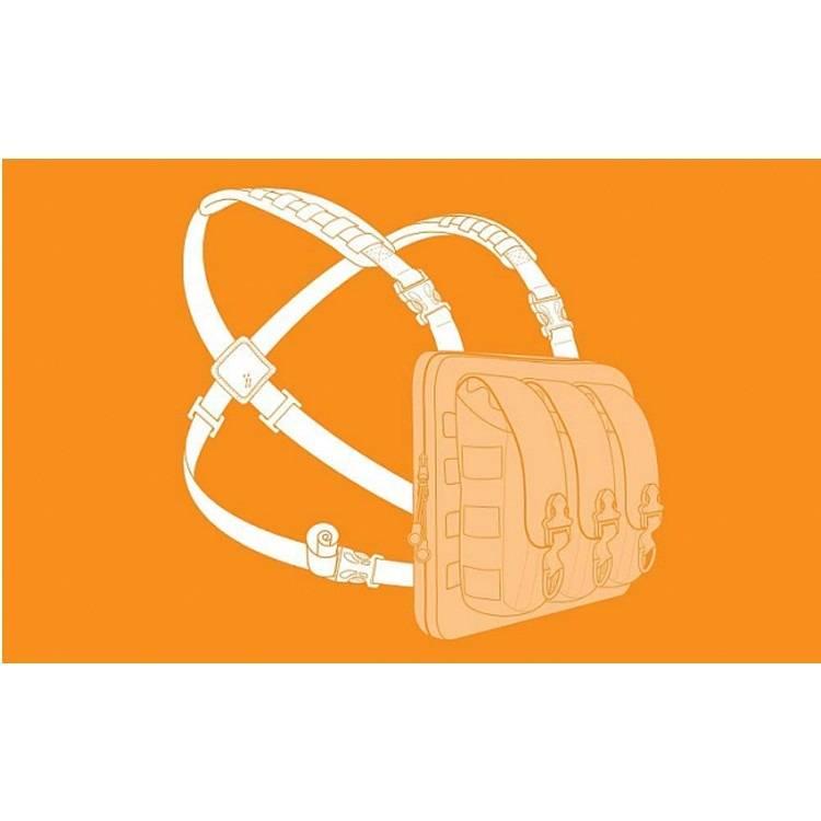 Hazard 4 Varness™ shoulder harness for Ventrapack