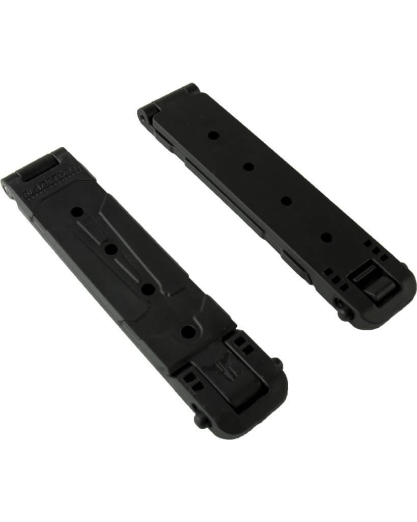 Blade-Tech Blade-Tech Molle Lok Gen 3 Small Black w/ Hardware (Pair)