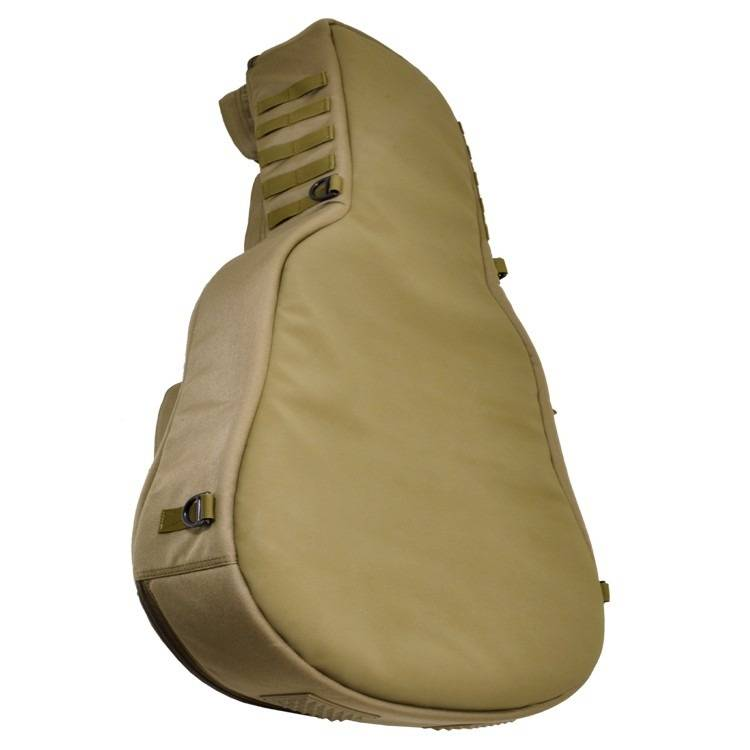 Hazard 4 Hazard 4 Battle Axe™ guitar-shaped padded rifle case