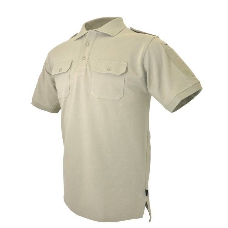Hazard 4 QuickDry LEO Polo