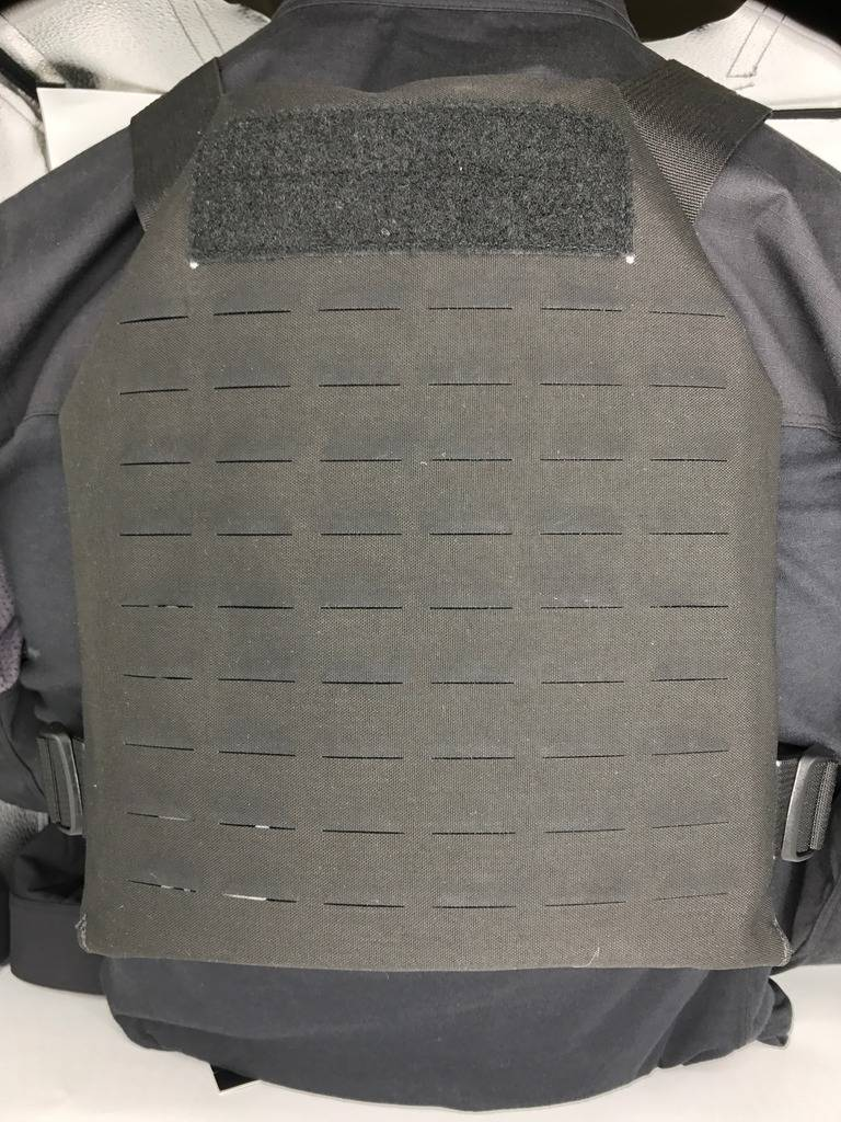 First Spear First Spear DST Plate Carrier, 10x12 Plate w/ Tubes