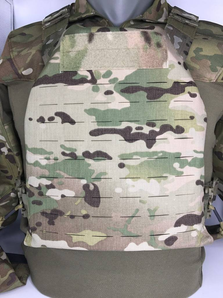 First Spear DST Plate Carrier, 10x12 Plate w/ Tubes