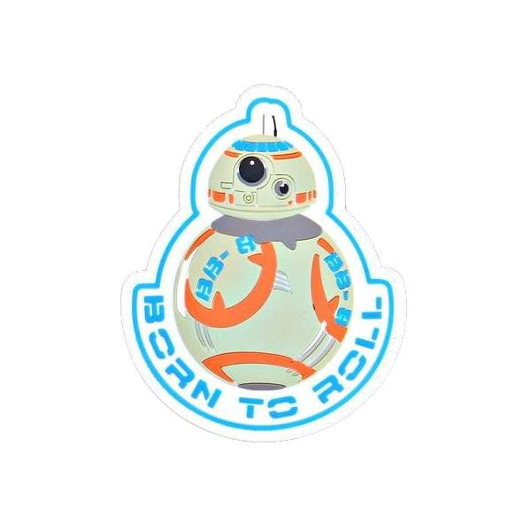 Violent Little Machine Shop Violent Little Machine Shop BB-8 Born To Roll Star Wars Morale Patch